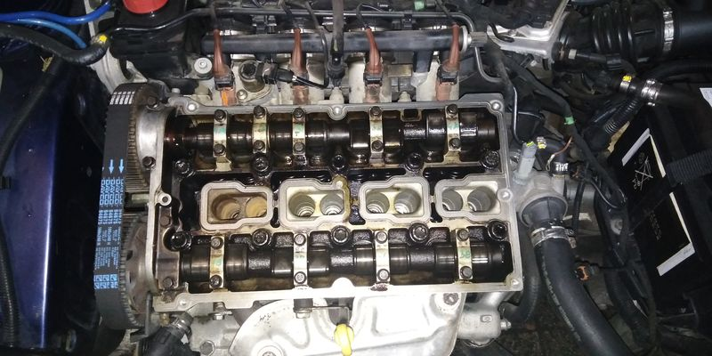 AUTOSERVIS - Výměna rozvodů motoru Alfa Romeo