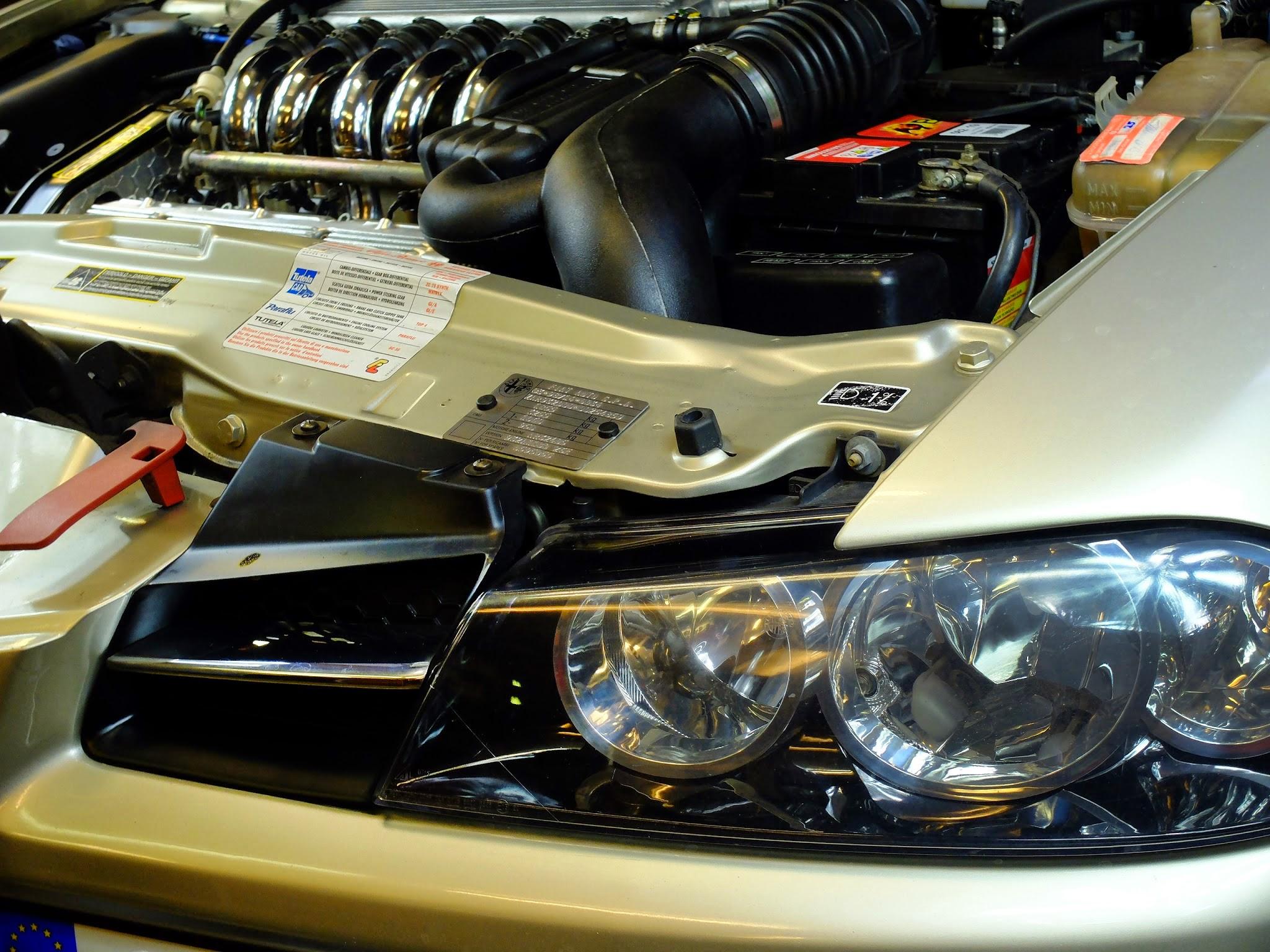 Autoservis Alfa Romeo Plzeň - fotogalerie automobilů Alfa Romeo