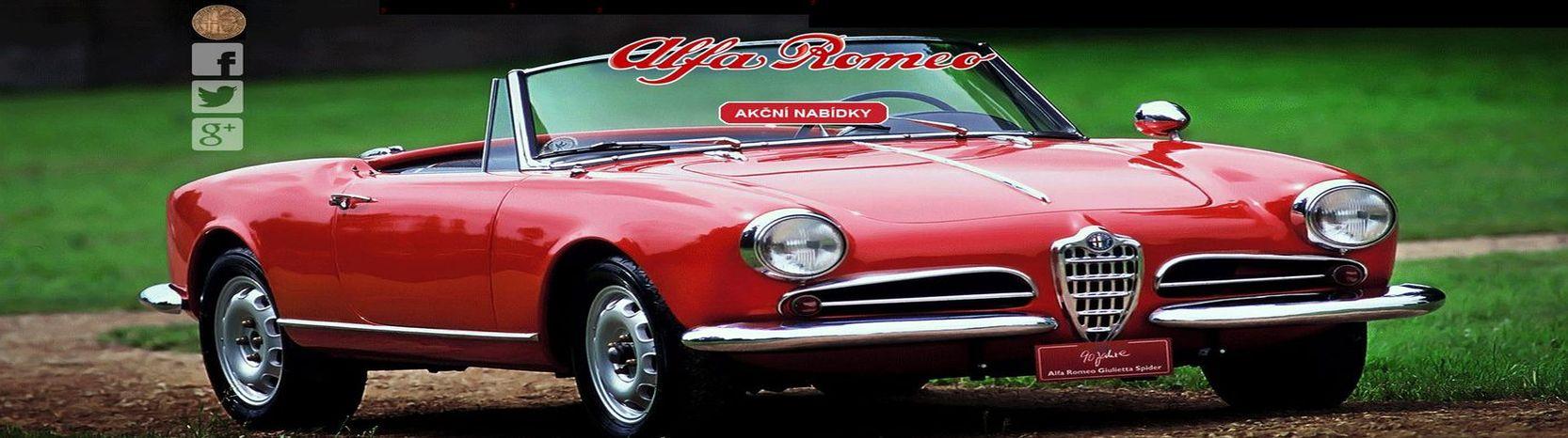 Servis Alfa Romeo v Plzni