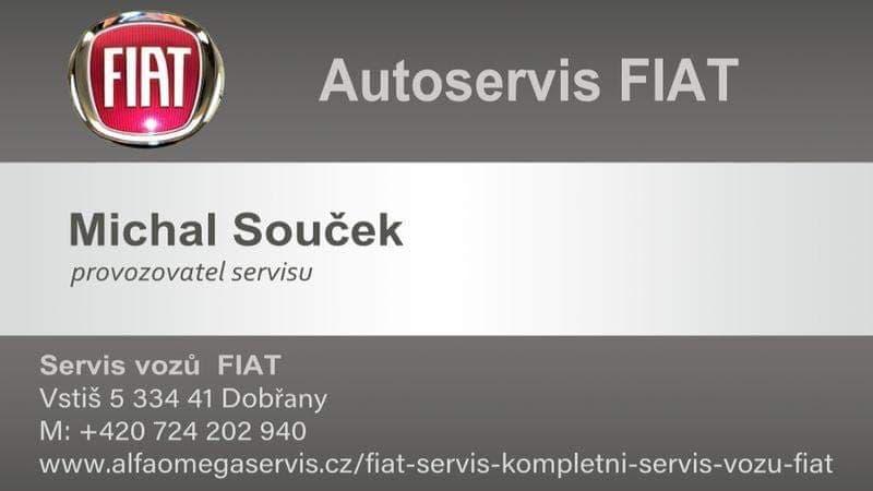Fiat servis Plzeň