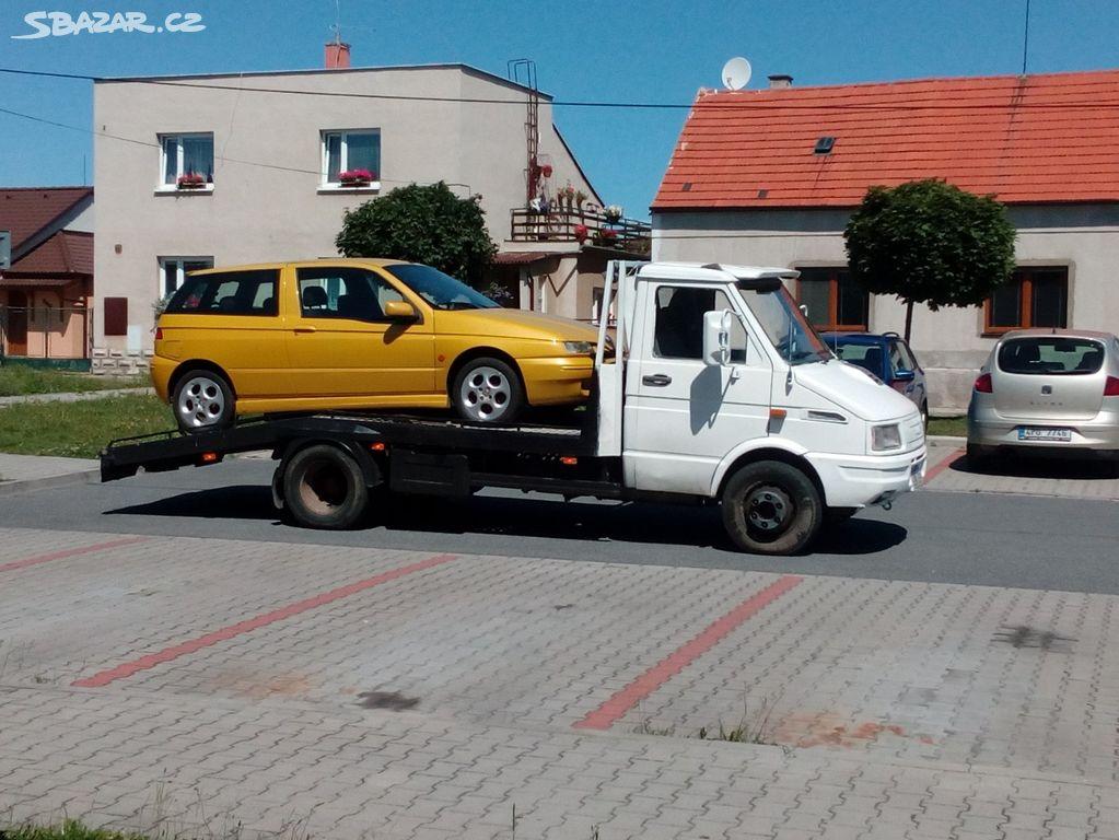 PLZEŇ -Odtahová služba servisu Alfa Romeo