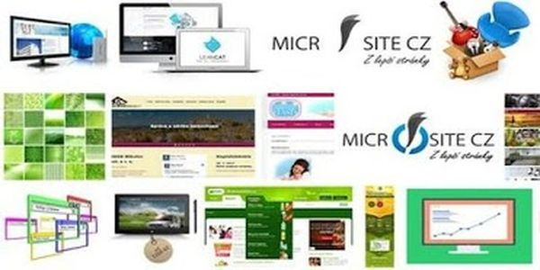 Tvorba webu - MICROSITE A INFOSITE