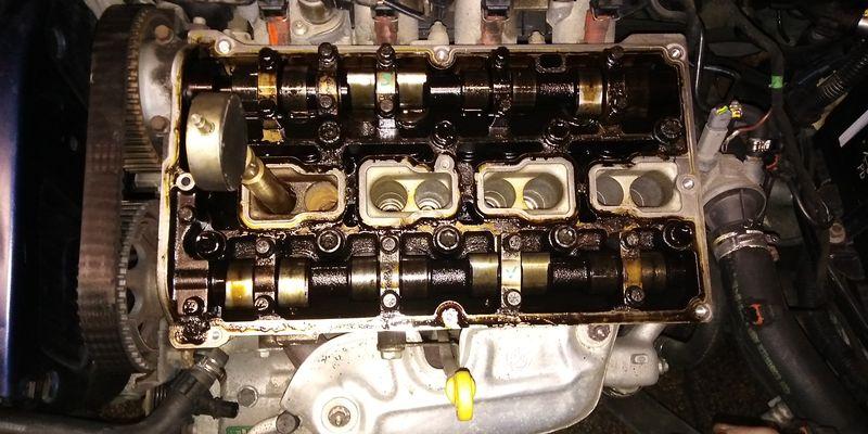 Výměna rozvodů motoru Alfa Romeo FIAT LANCIA