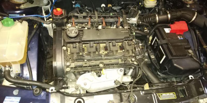 Výměna rozvodů motoru Alfa Romeo - autoservis Plzeň