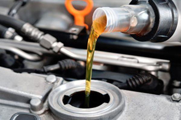 Výměny olejů - výměny veškerých náplní automobilů Fiat
