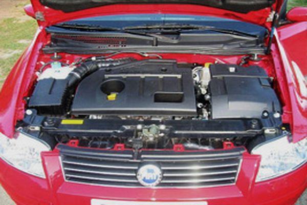 Veškeré druhy oprav italských automobilů Fiat