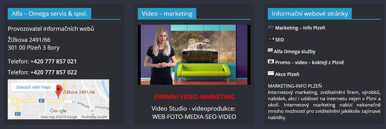 WEB FOTO MEDIA SEO VIDEO MARKETING - katalog firem