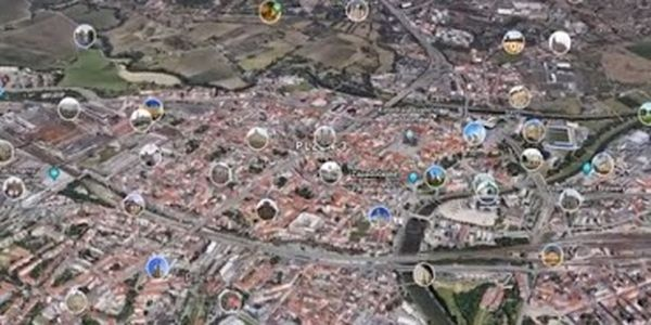 Zápisy firen do GOOGLE MAPS – MAPY GOOGLE