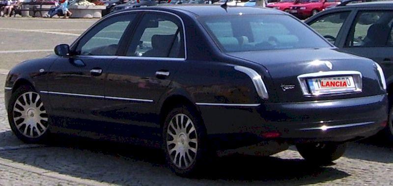Lancia servis Alfa - Omega servisu