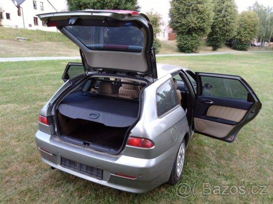 Alfa Romeo 156 SW 1.9 JTDm 110 kW, R. V. 2005 v k prodeji AUTOSERVISU ALFA ROMEO FIAT