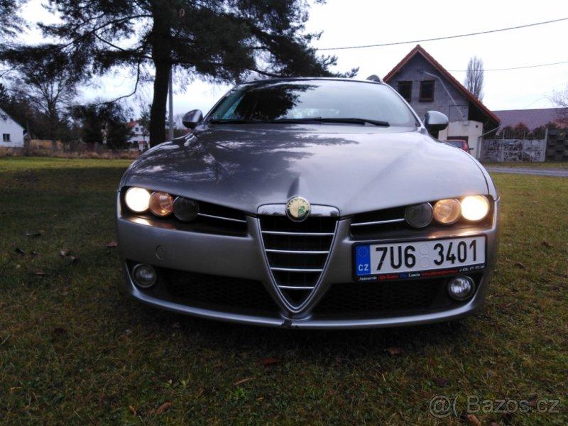 Alfa Romeo 159 na prodej
