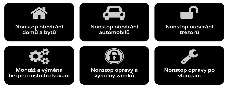 Otevření zabouchlého auta v Plzni i v okolí Plzně - autoservis doporučuje zámečníka