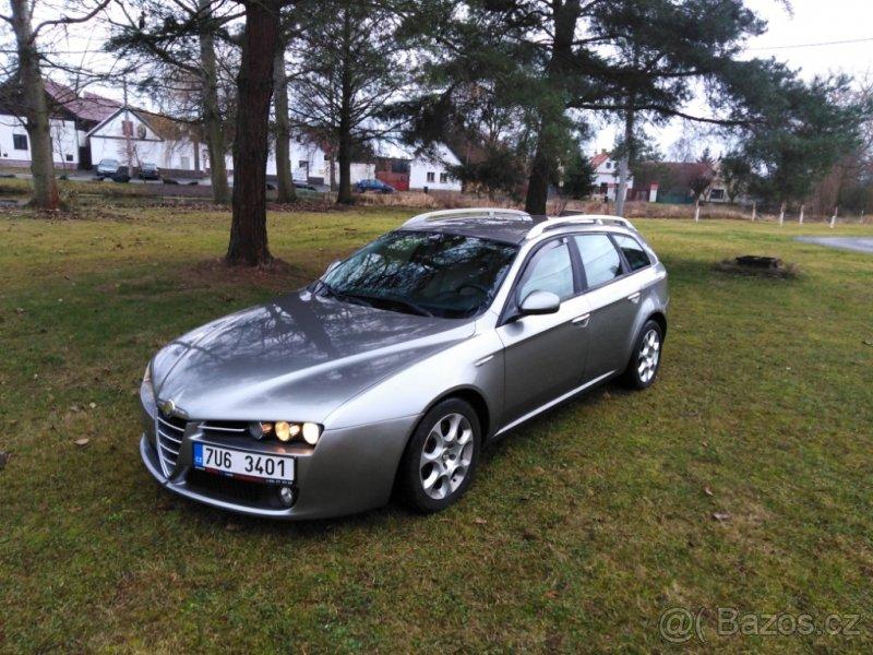 Prodám Alfa Romeo 159