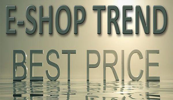 E-shop TREND doporučuje on-line nákupy v ověřených e-shopech - TRENDY e-shopů.