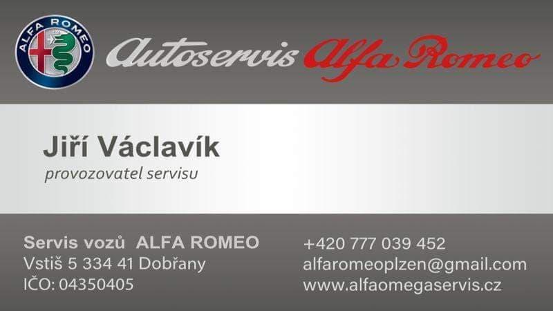 Autoservis Alfa Romeo – Fiat – Lancia Dílny Průcha