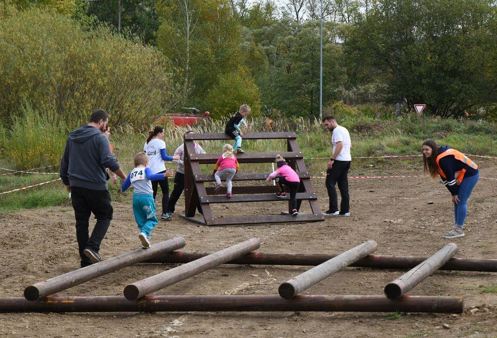 Běžecký závod pro děti za podpory Alfa-Omega servisu & spol a pořadatelů