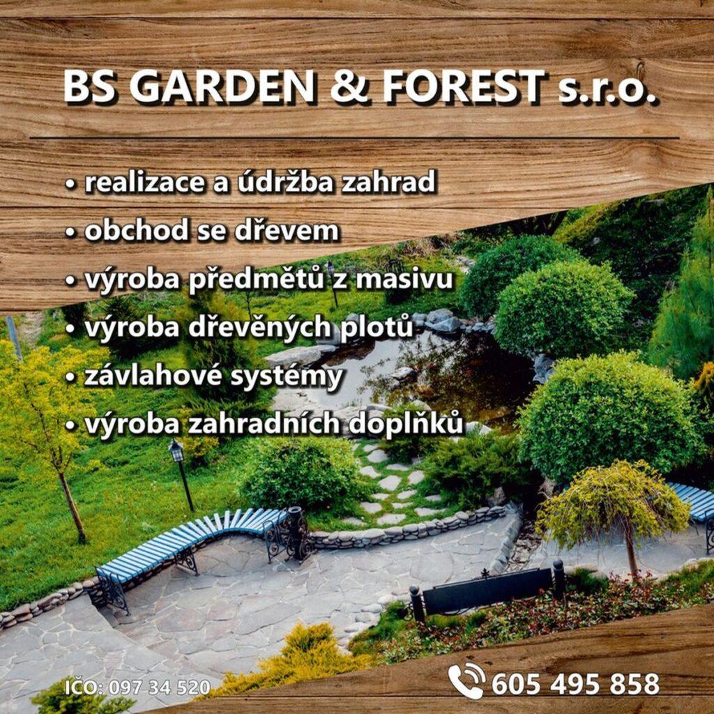BS GARDEN & FOREST S.R.O. – ZAHRADNÍ DOPLŇKY