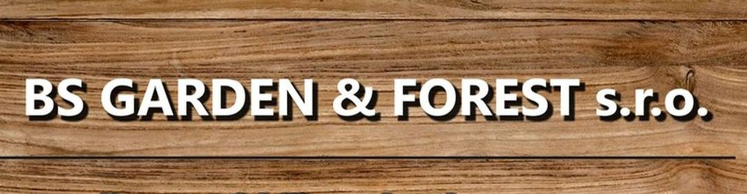 BS GARDEN & FOREST S.R.O. – ZAHRADNÍ DOPLŇKY - obchod se dřevem